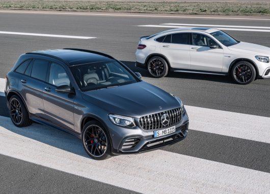 Mercedes-AMG GLC 63 S