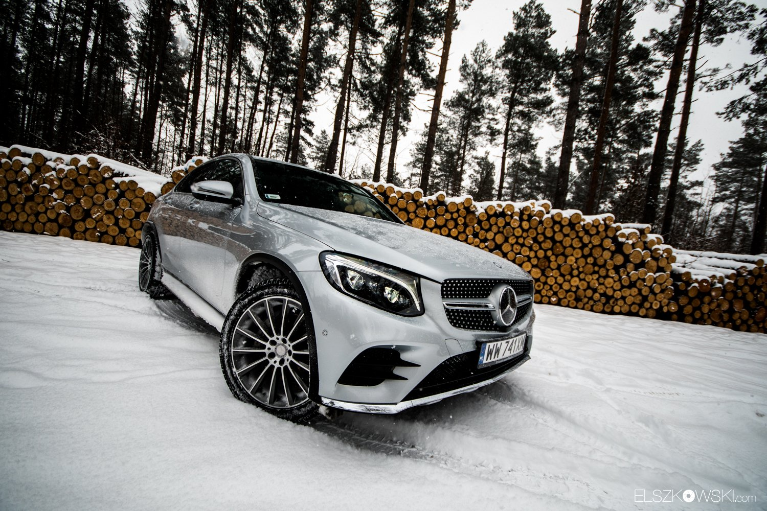 Mercedes-Benz GLC 250d 4MATIC Coupe