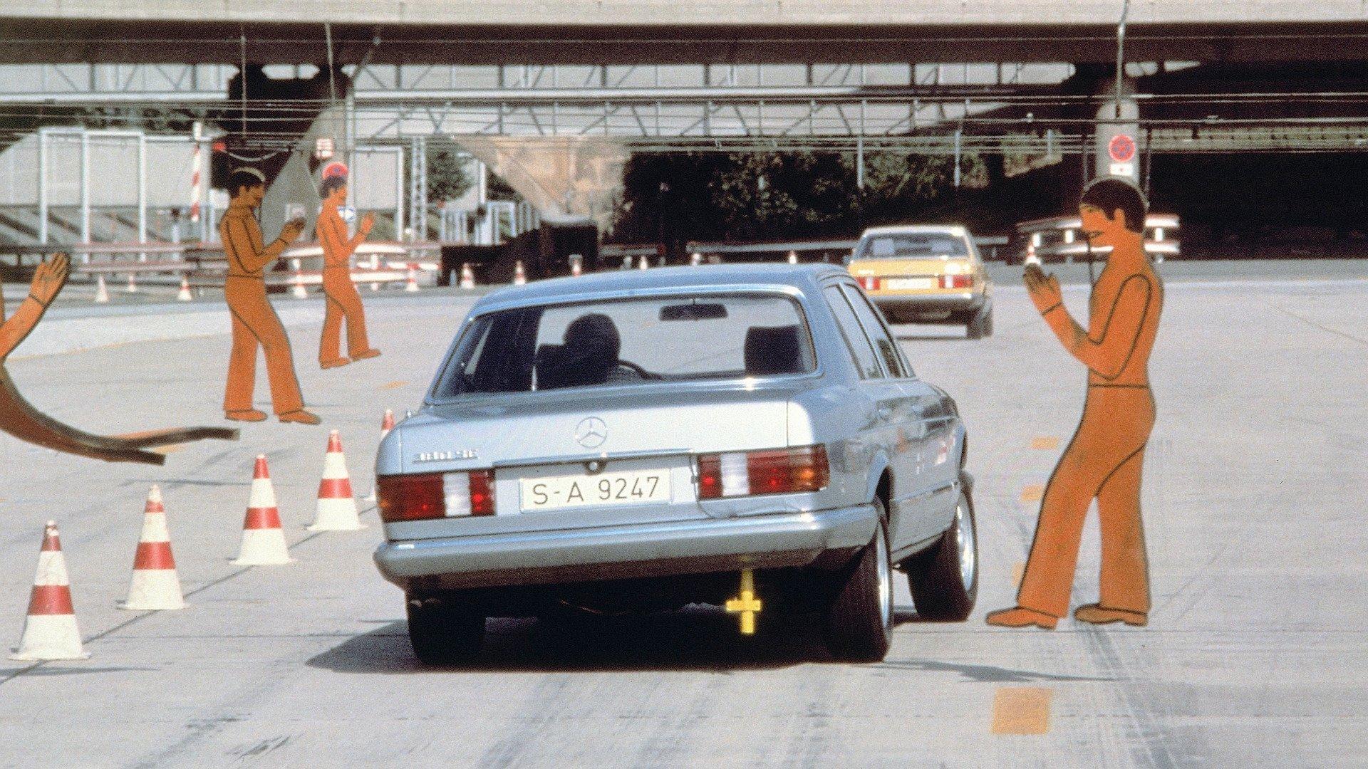 Mercedes-Benz Test Track Stuttgart