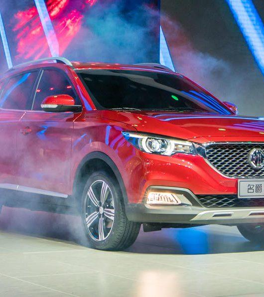 MG ZS – najnowszy model marki, który zasili europejską gamę za dwa lata