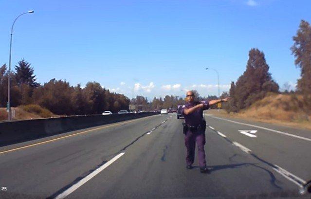 Policjant USA
