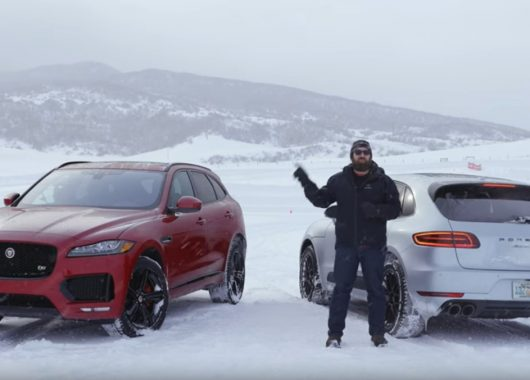 Jaguar F-Pace S czy Porsche Macan GTS