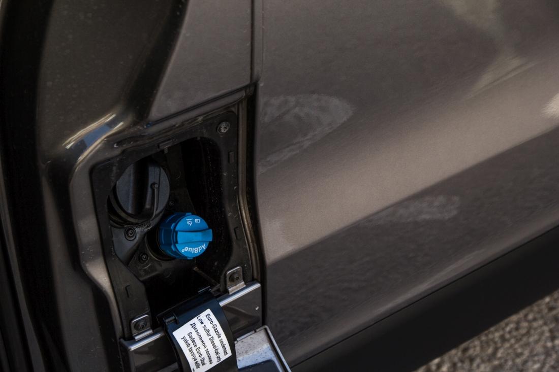 Renault Trafic fuel