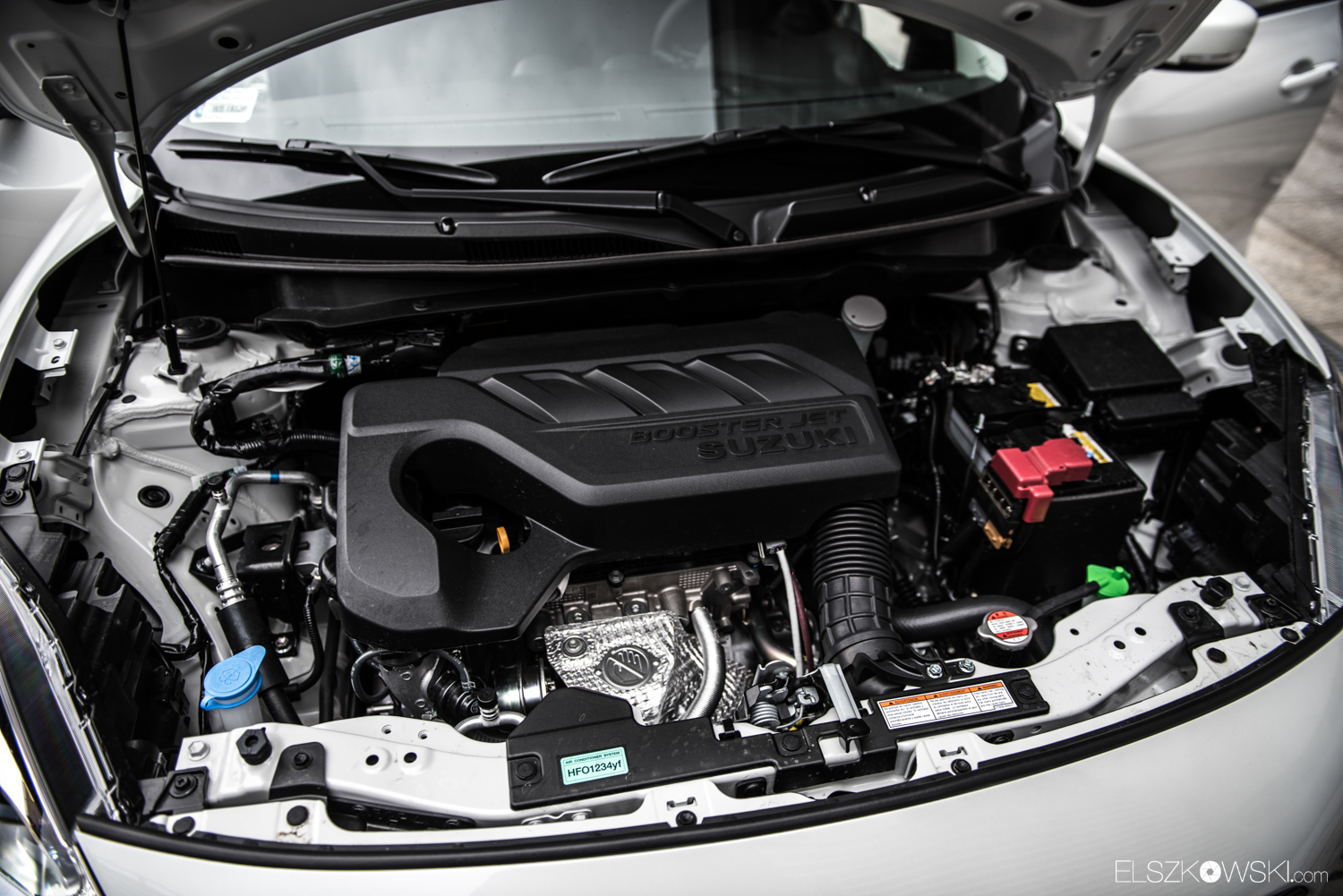 Suzuki Swift 2017 engine