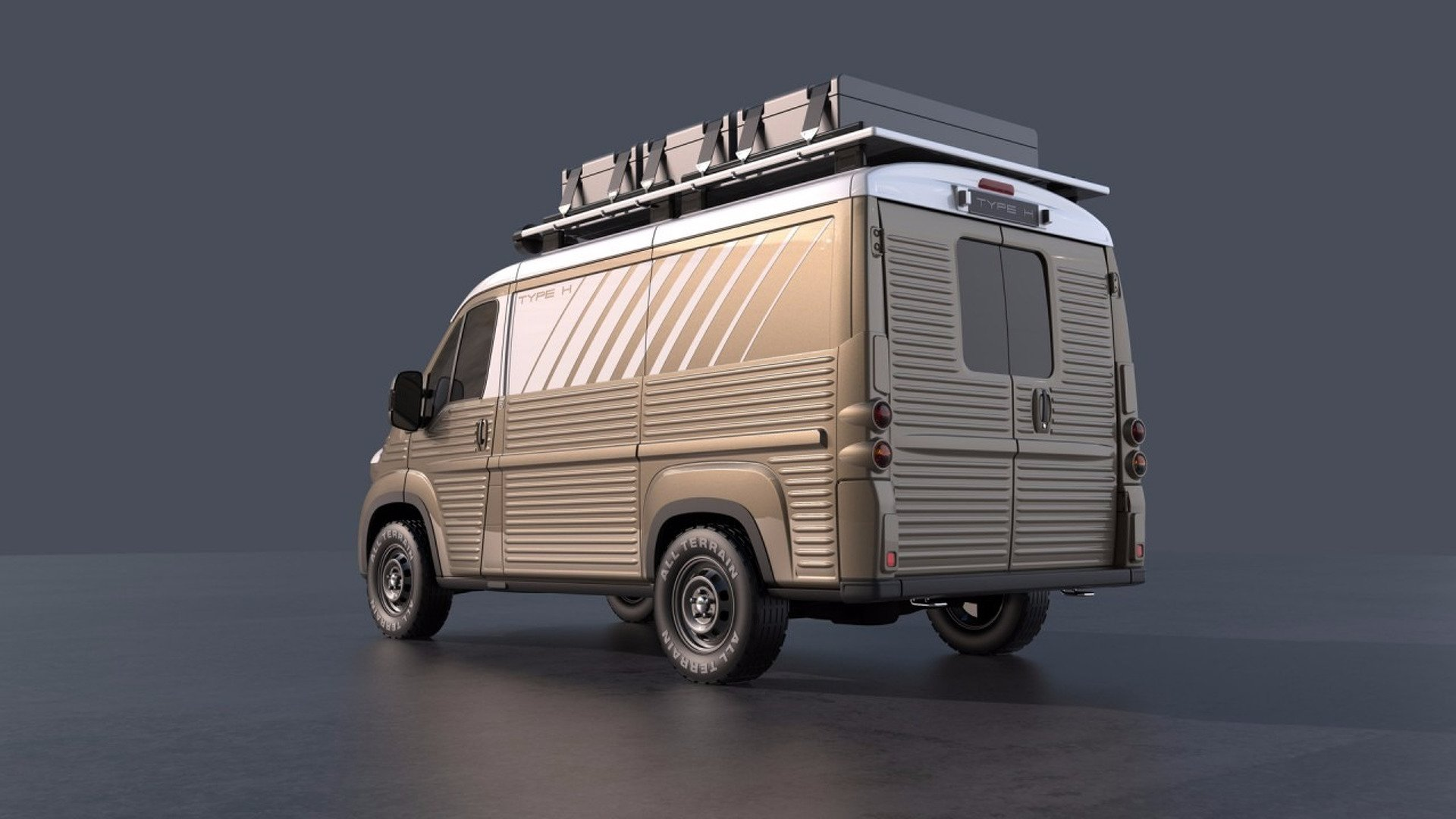Citroen Jumper Type H