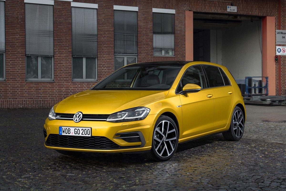 Volkswagen Golf 1.5 TSI 150 KM 2017