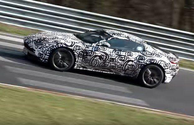 Nowy Aston Martin Vantage Nurburgring