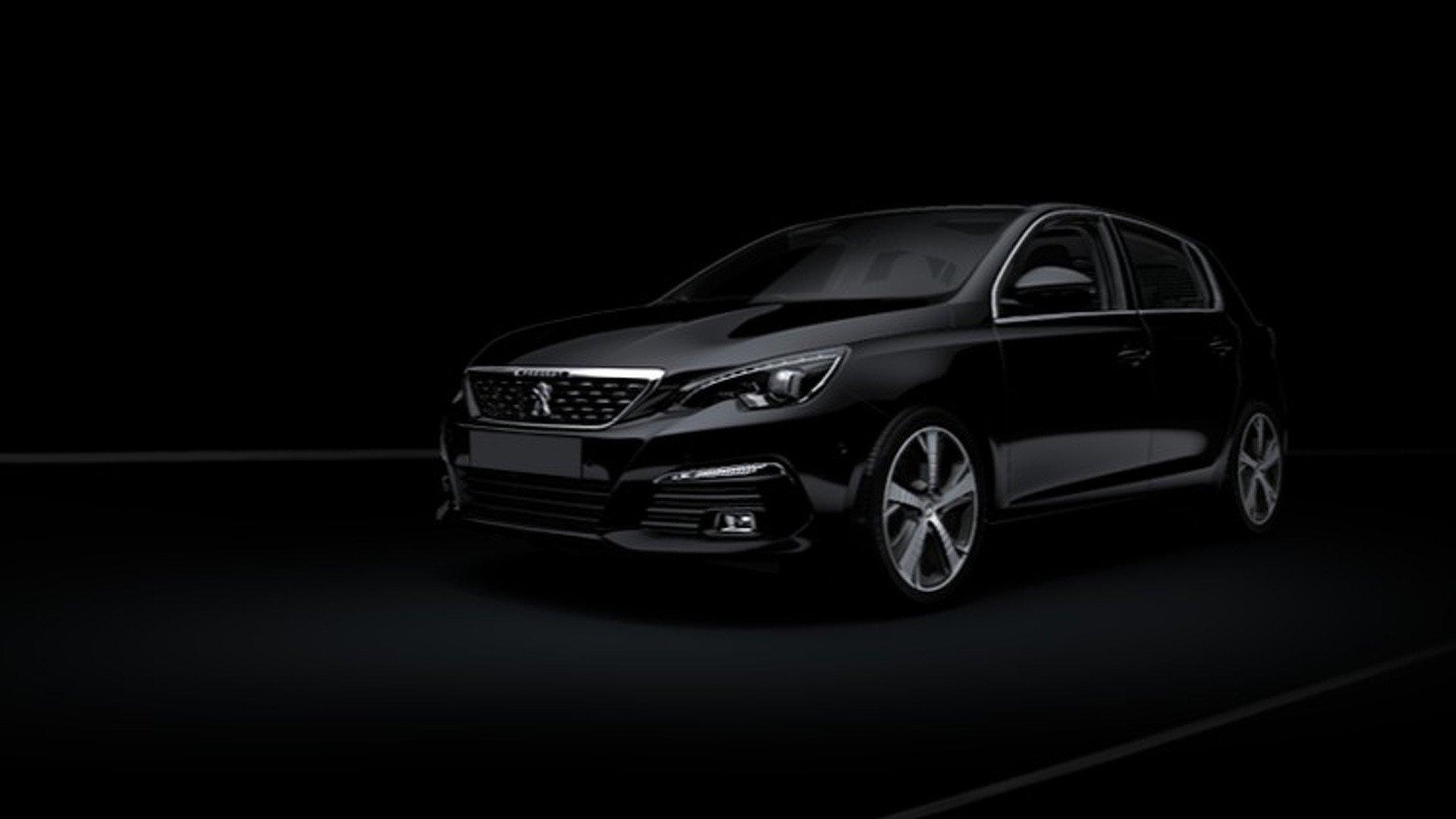 2017 Peugeot 308