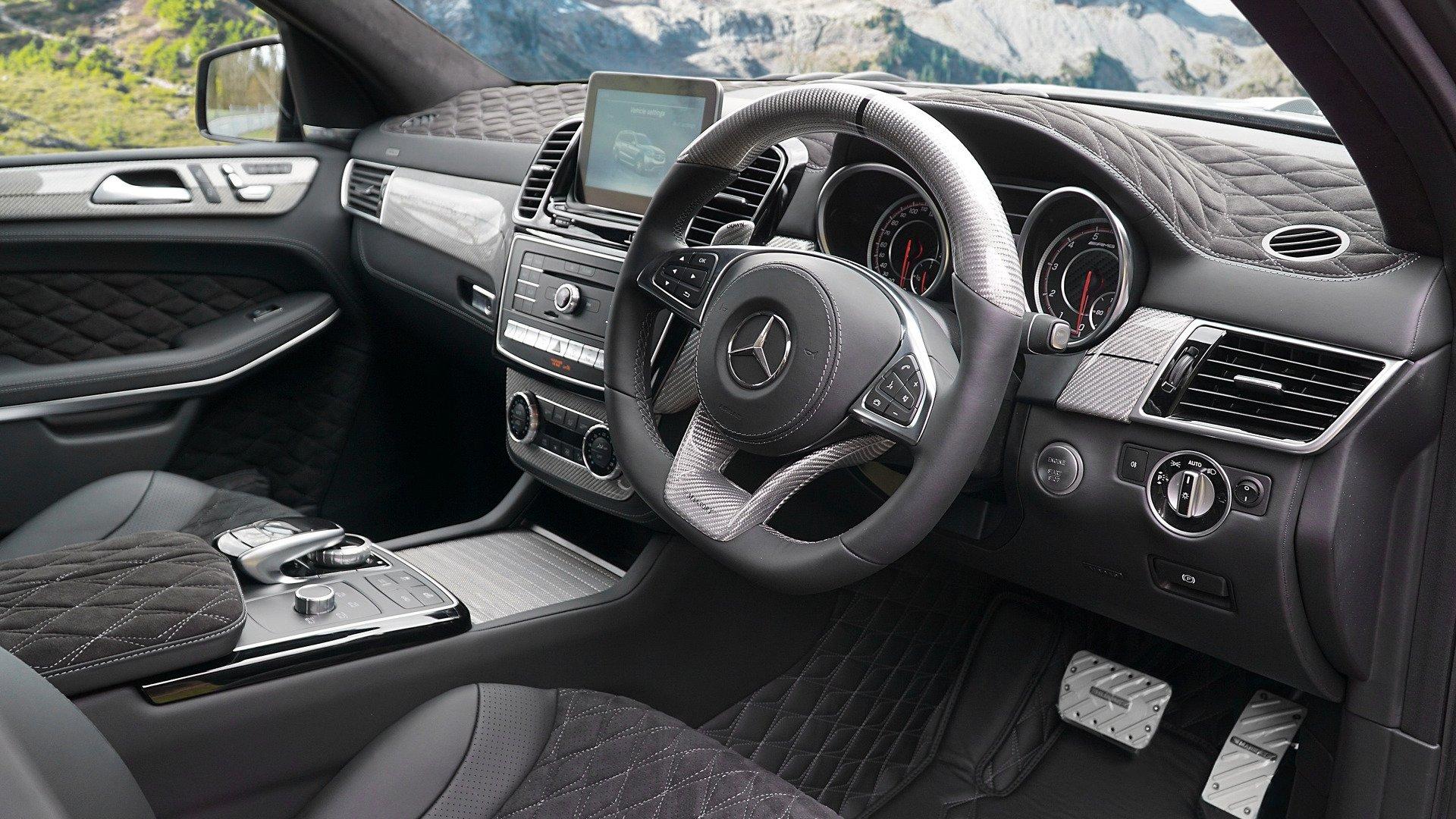 Mansory Mercedes-AMG GLS63