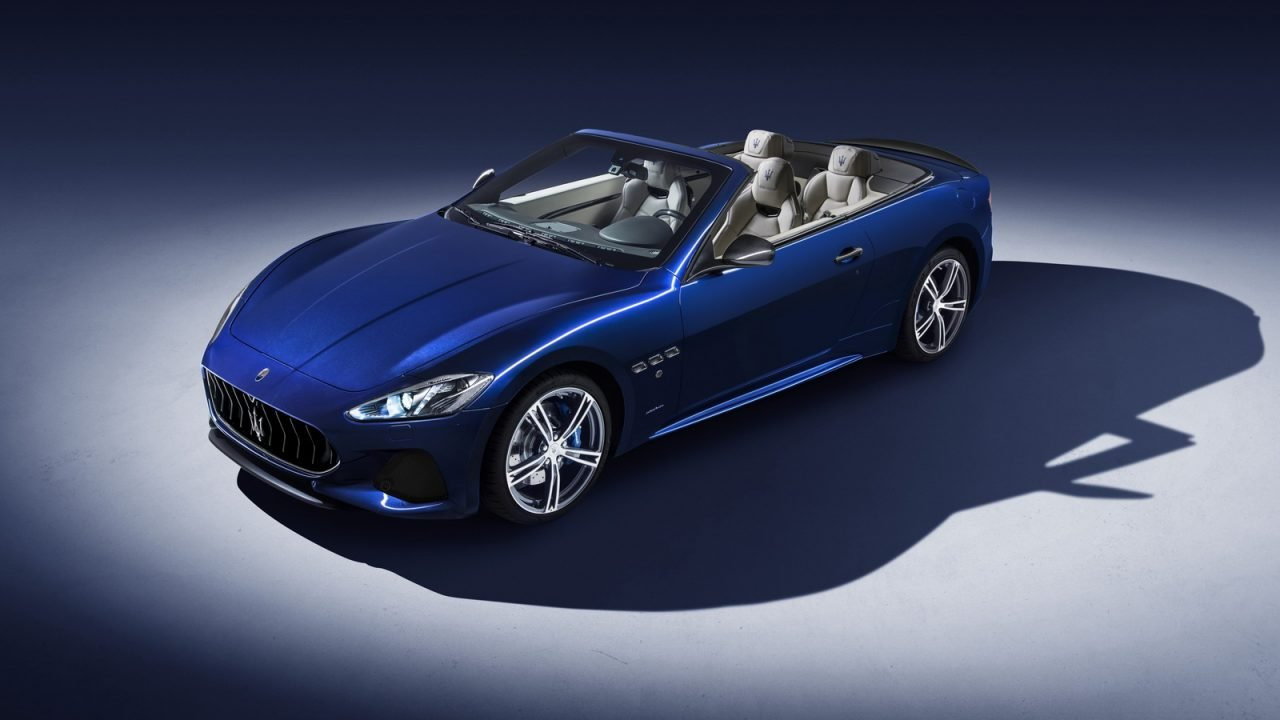 2018 Maserati GranCabrio