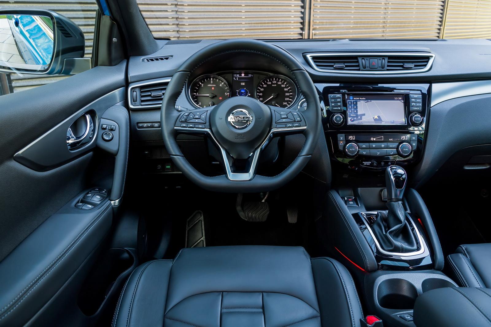 2018 Nissan Quashqai