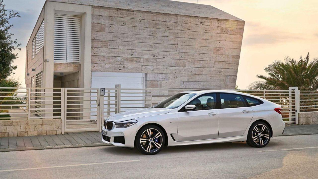 BMW Serii 6 Gran Turismo
