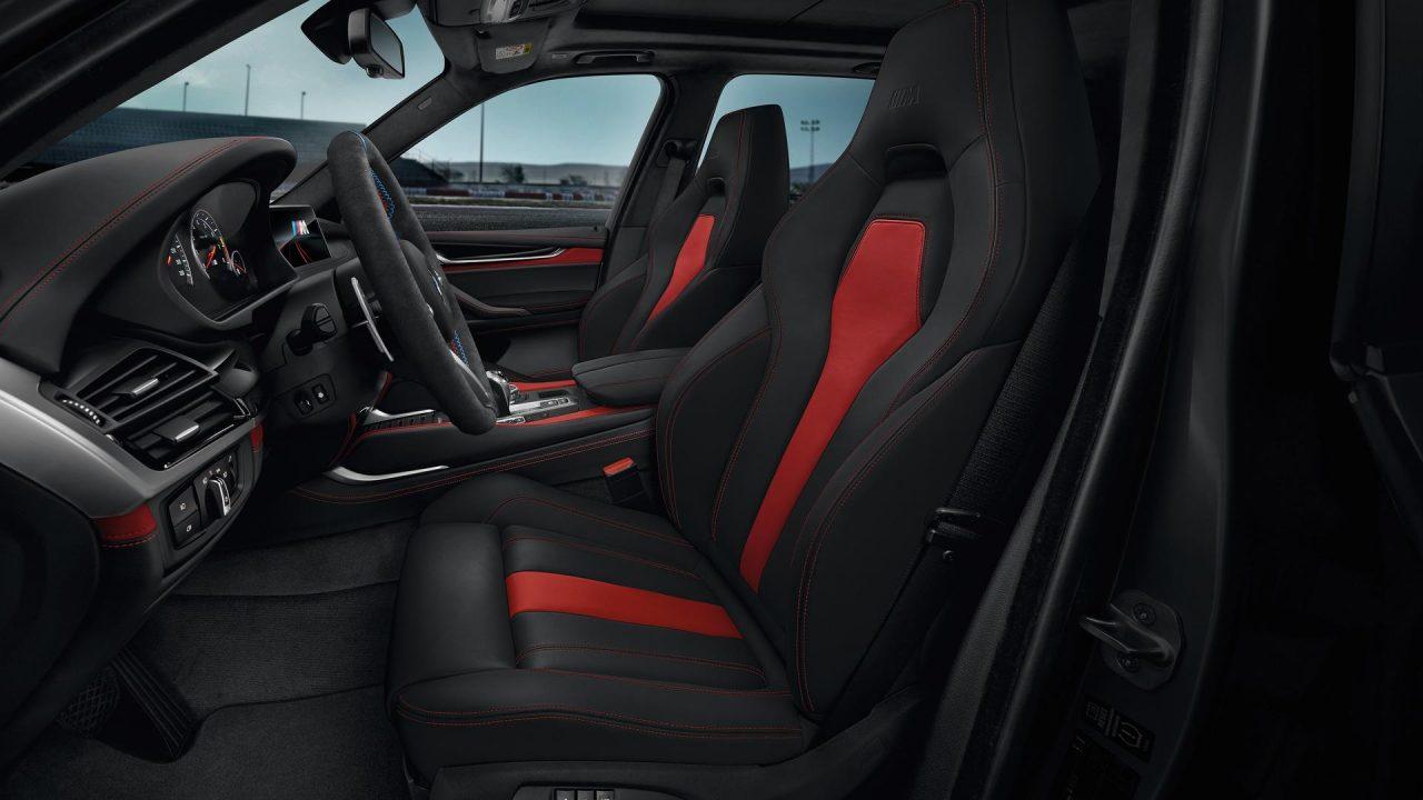 BMW X6M i X5M Black Fire Edition