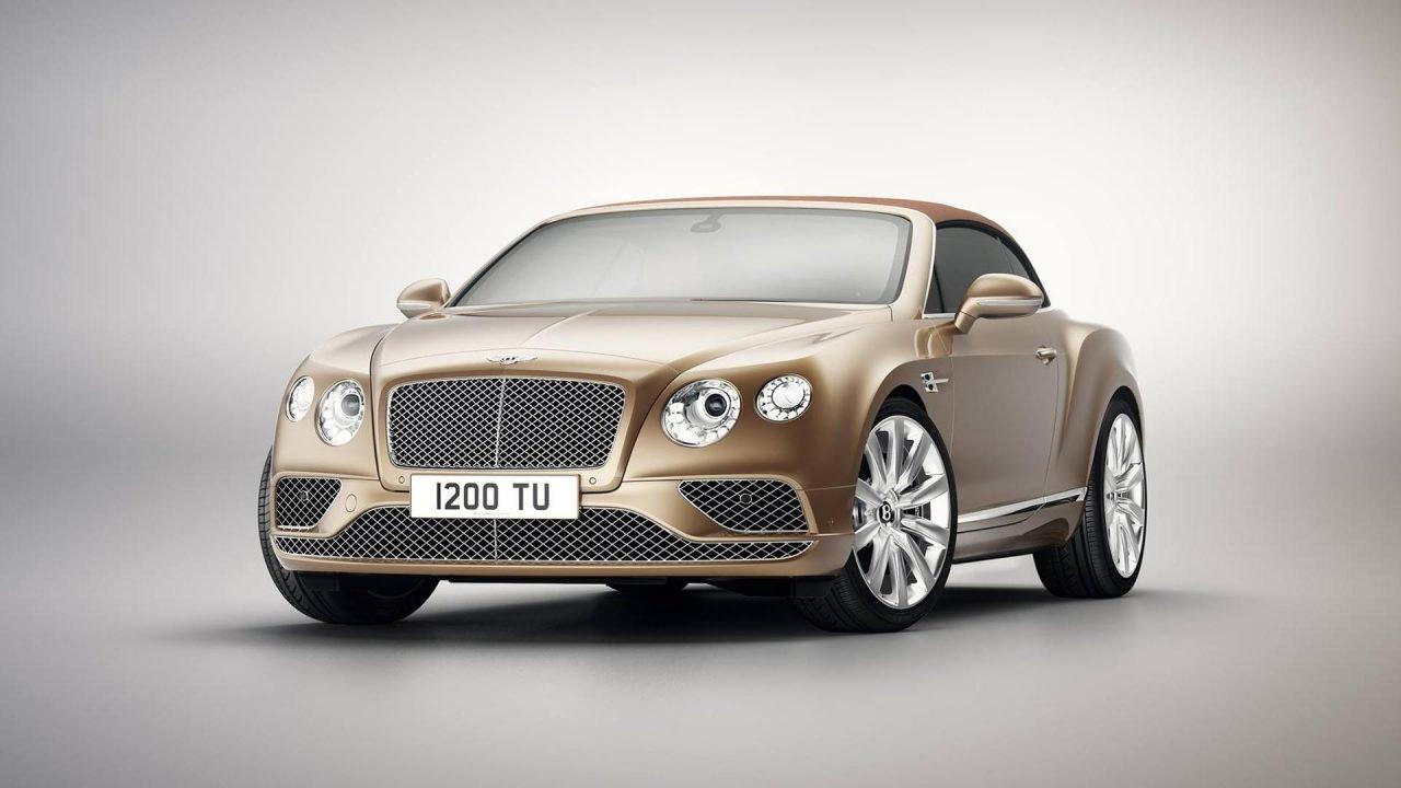 Bentley Continental GTC Timeless Series