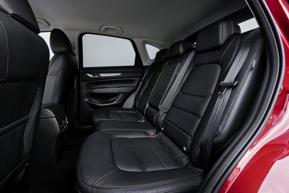 Mazda CX-5 2017 interior