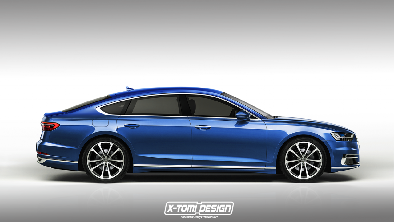 Audi A8 Sportback