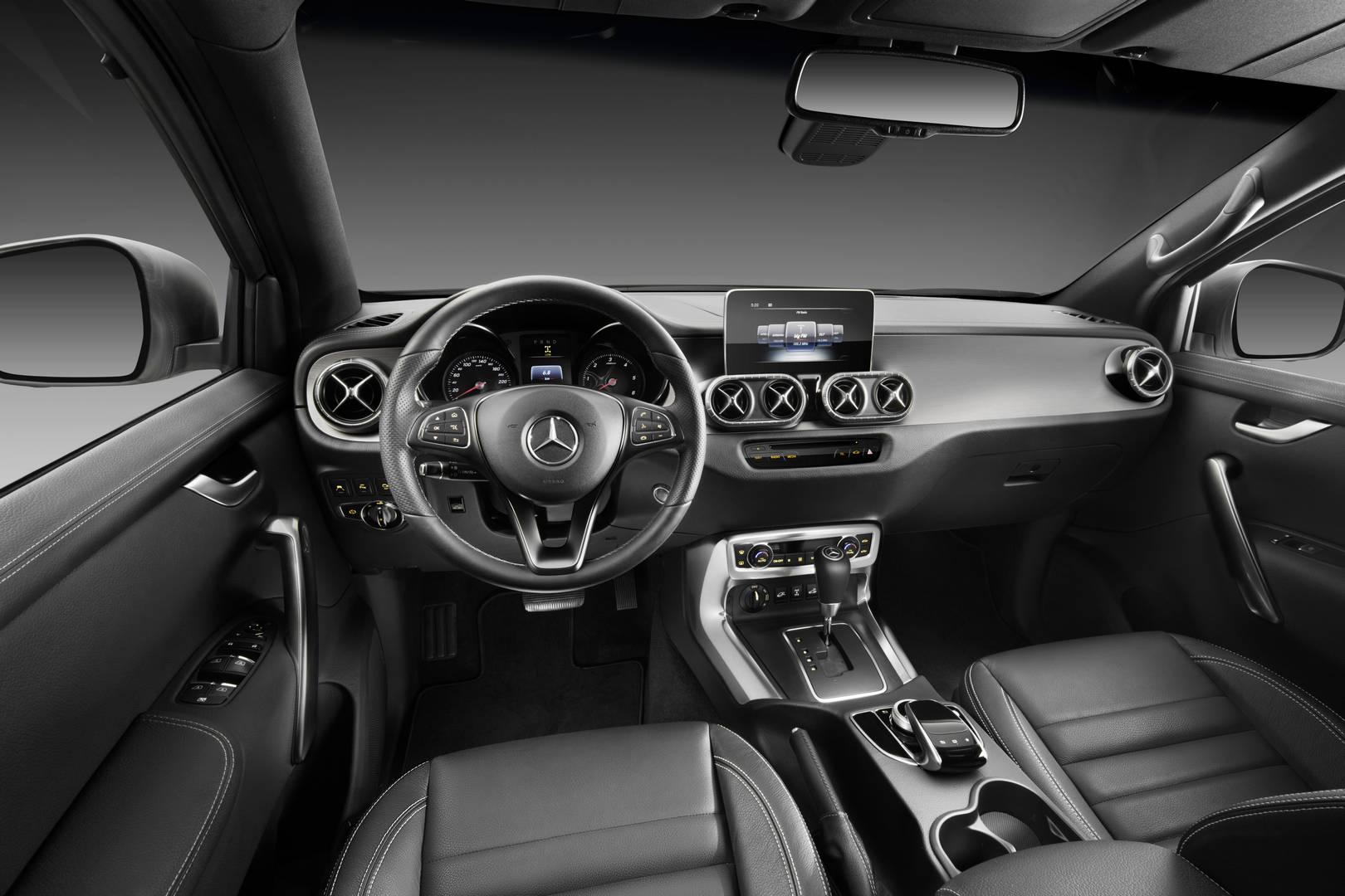 Mercedes benz klasy x oficjalnie motofilm for X class mercedes benz price