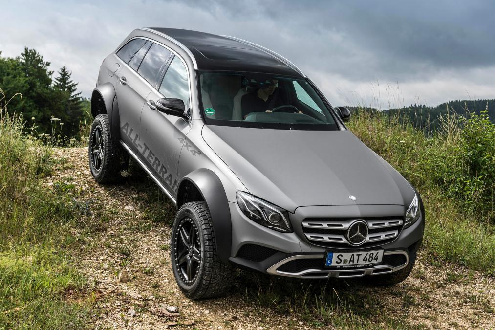 Mercedes-Benz Klasy E All-Terrain 4x4²