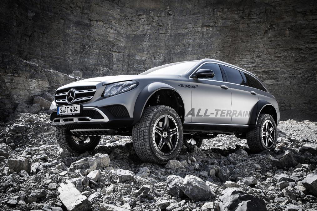Mercedes-Benz Klasy E All-Terrain 4x4²