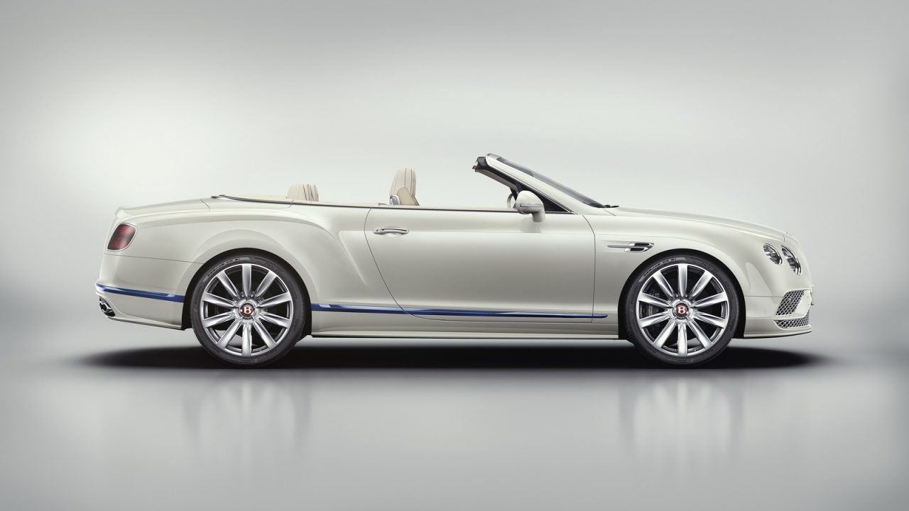 Bentley Continental GT Convertible Gelene Edition