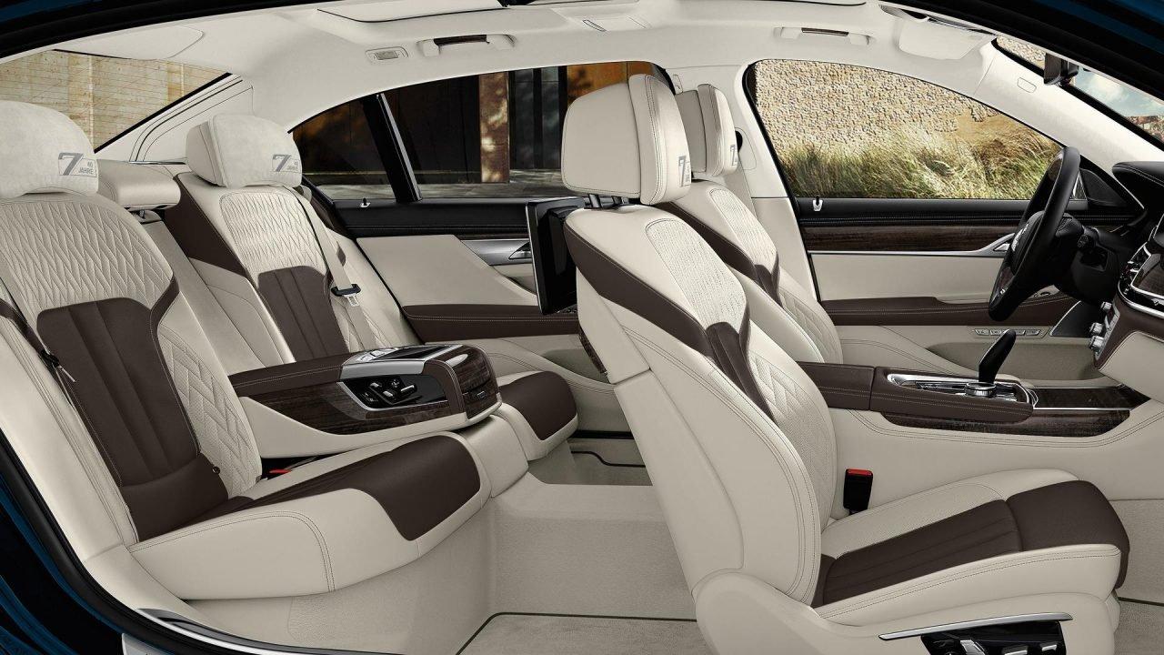 BMW Serii 7 Edition 40 Jahre