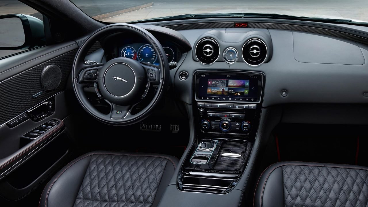 2018 Jaguar XJR575