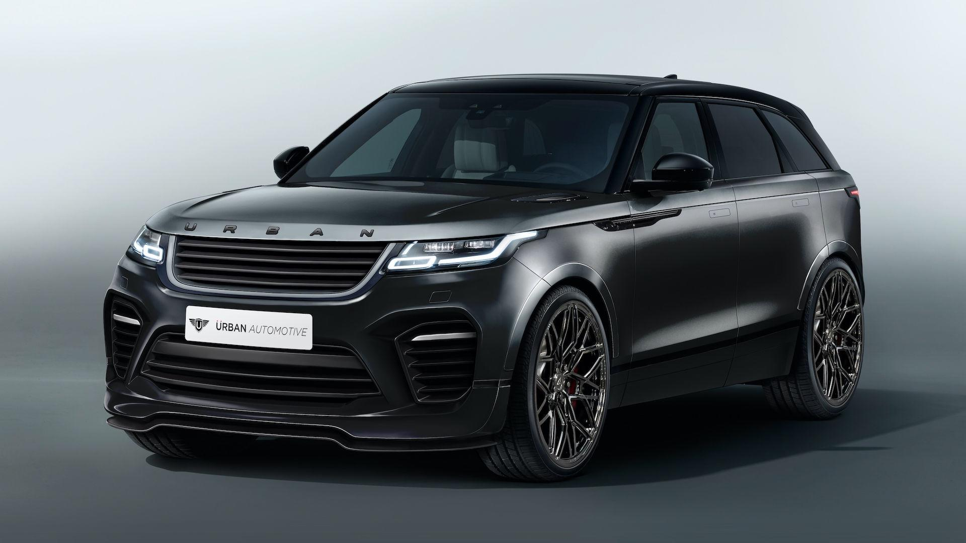 Range Rover Velar Urban Automotive
