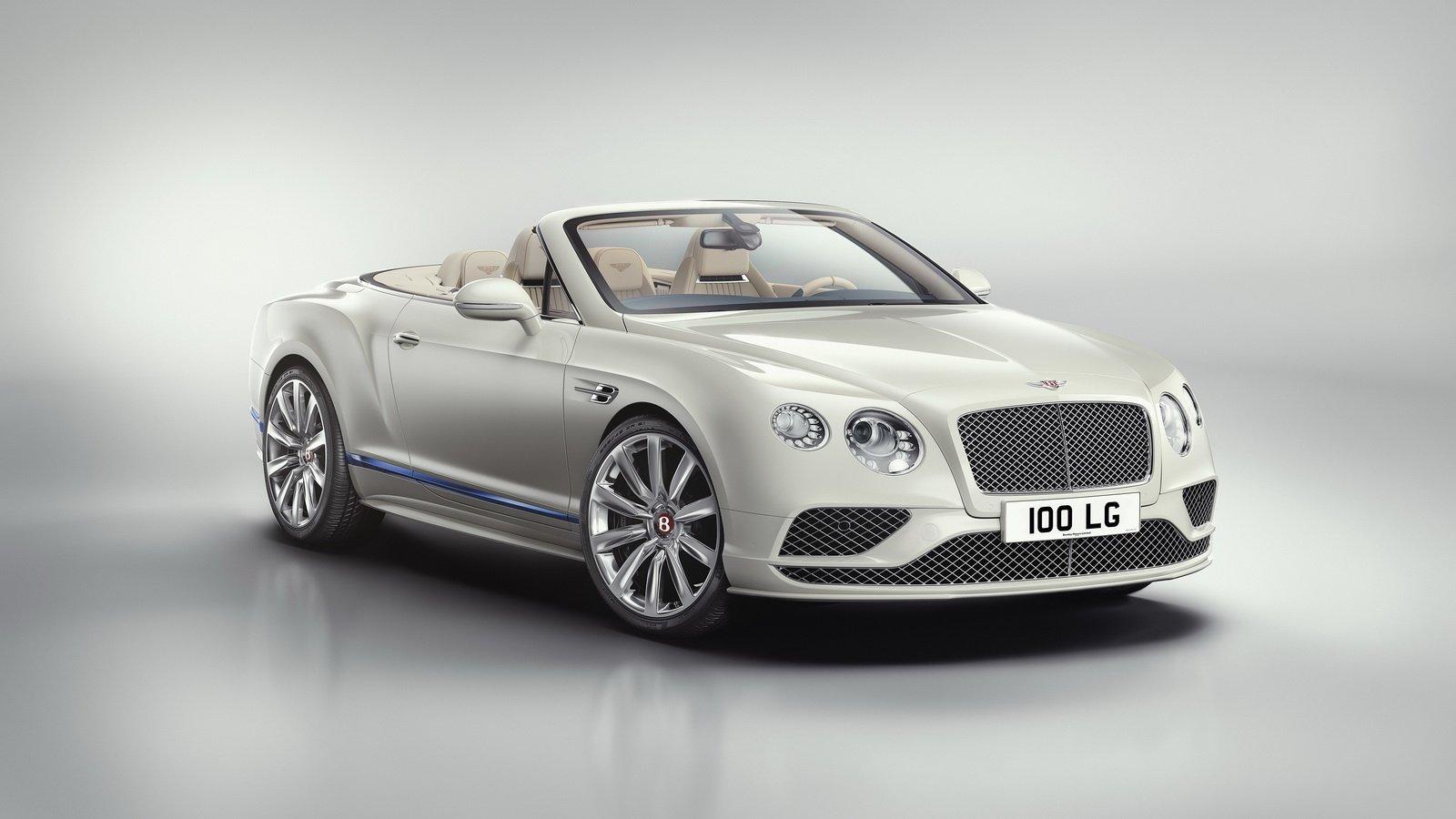 Bentley Continental GT Convertible Gelene Edition