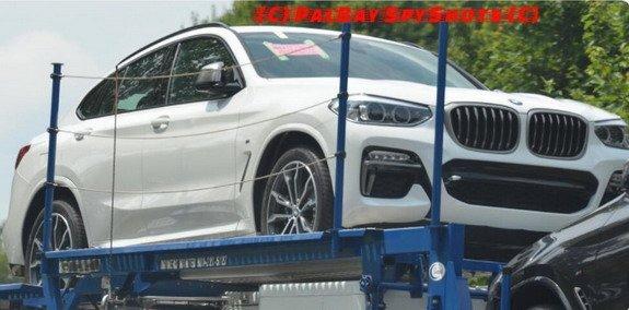 2018 BMW X4 M40d