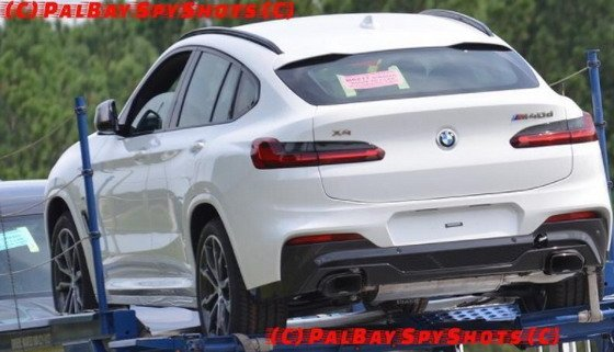 2018 BMW X4 M40d