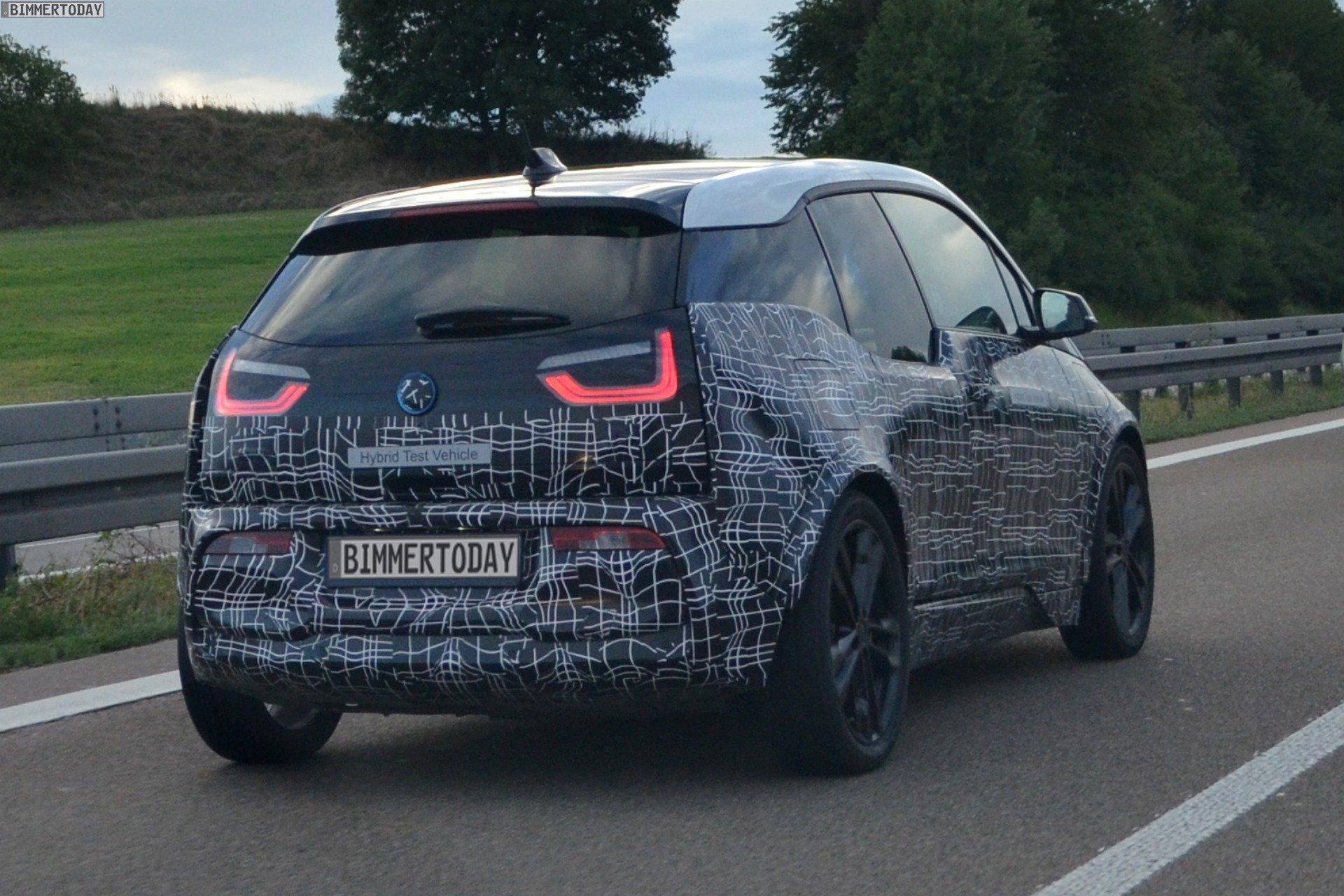 2017 BMW i3 S