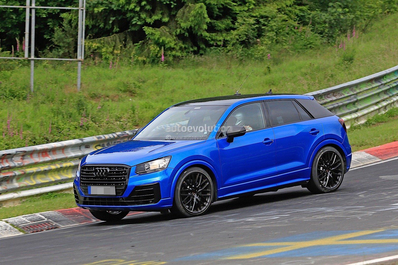 2017 Audi SQ2