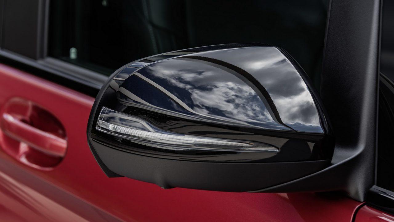 2017 Mercedes-Benz Klasy V Limited Edition