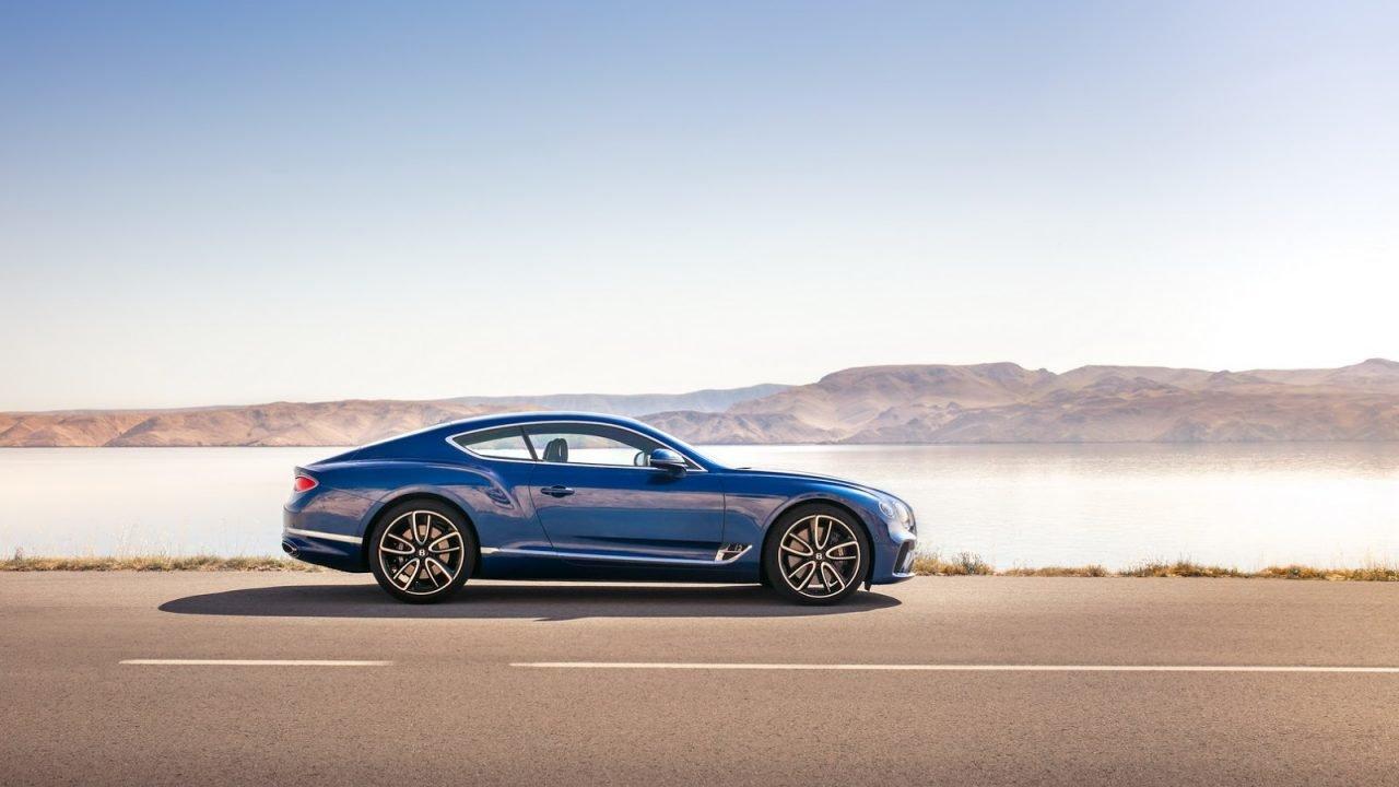 2018 Bentley Continental GT