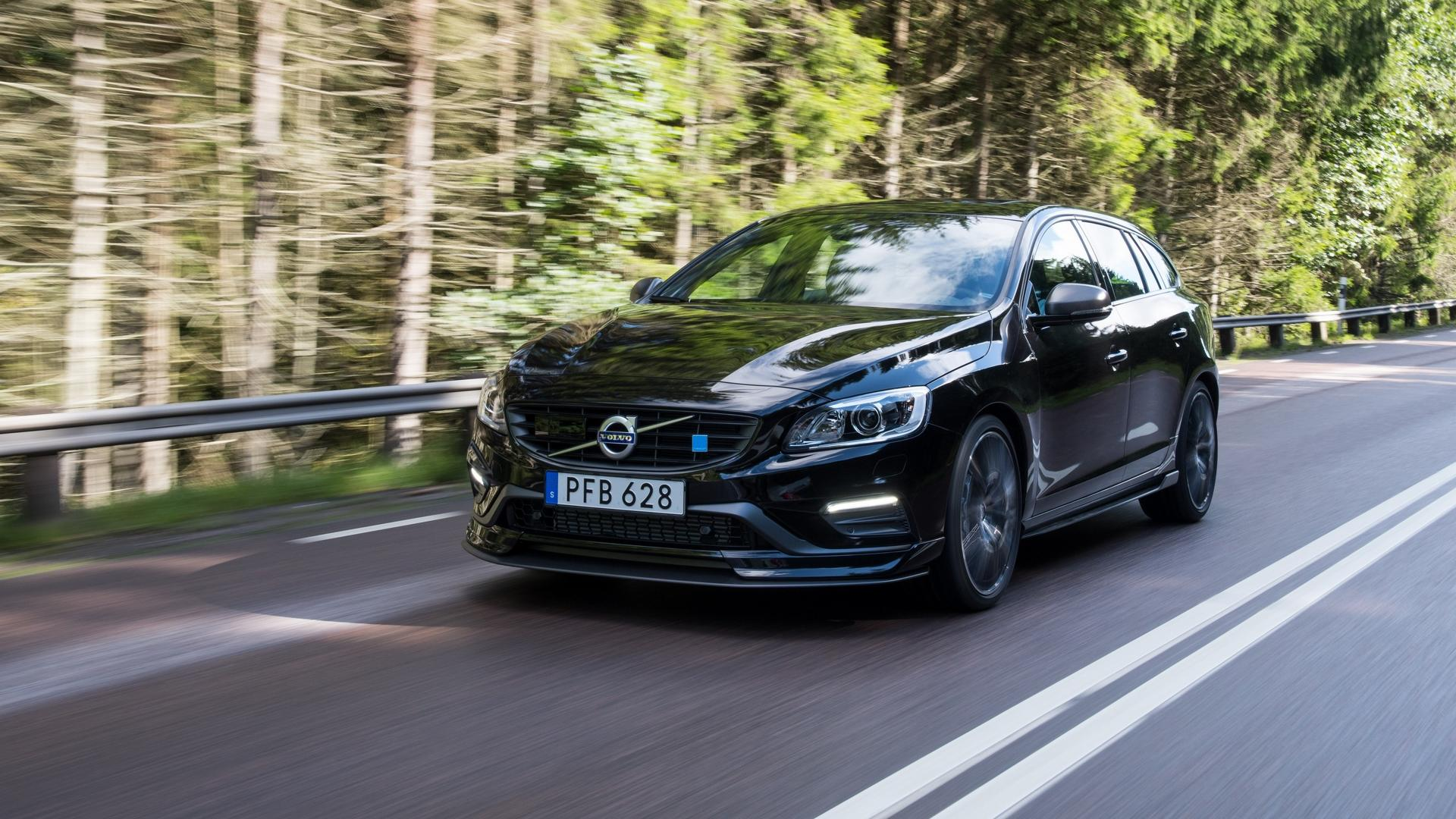 2018 Volvo V60 Polestar