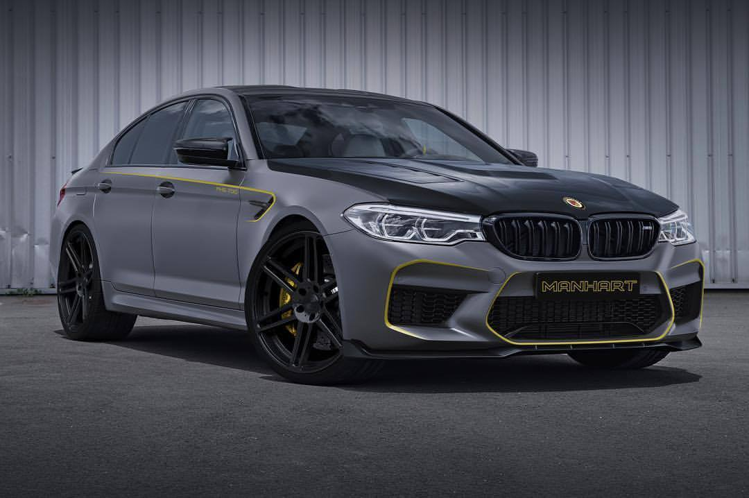 Manhart MH5 700 BMW M5