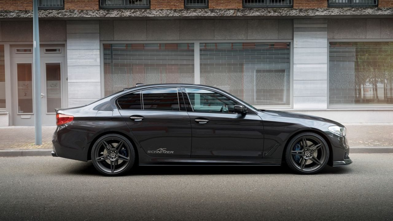 AC Schnitzer BMW Serii 5