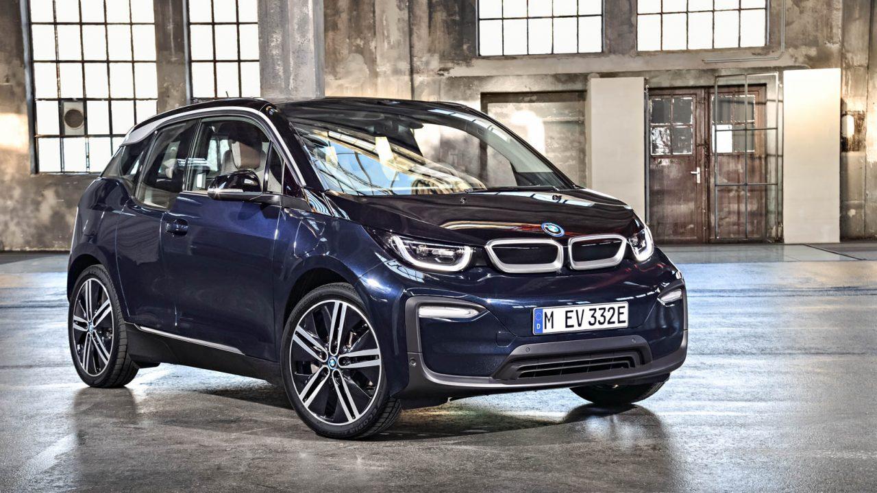 2018 BMW i3