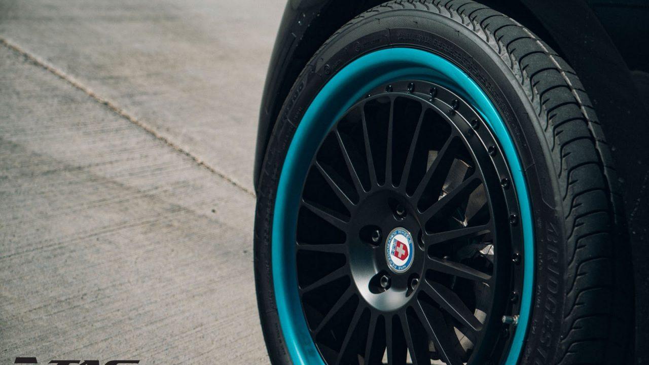 BMW i3 HRE