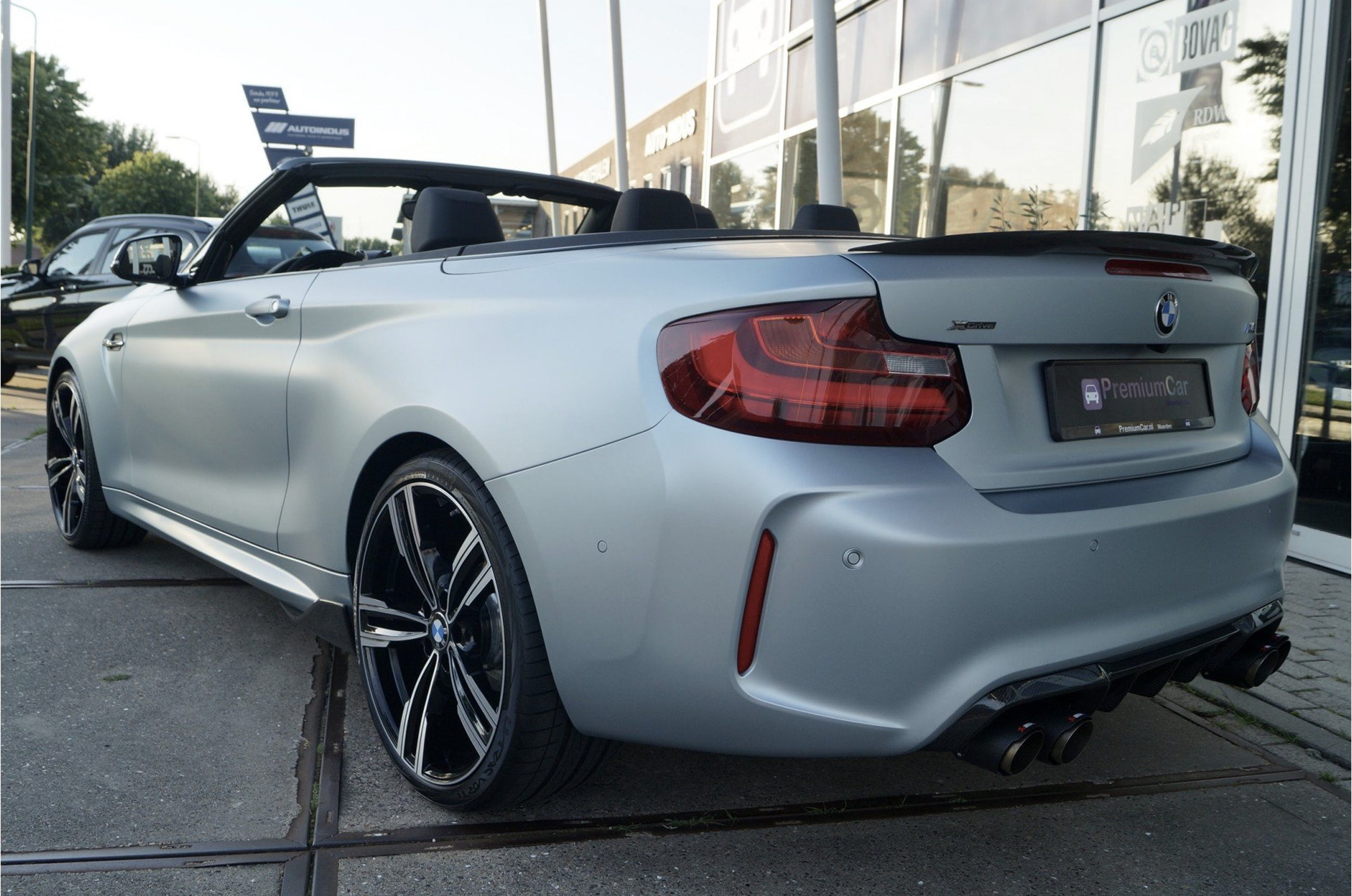 BMW M2 Cabrio