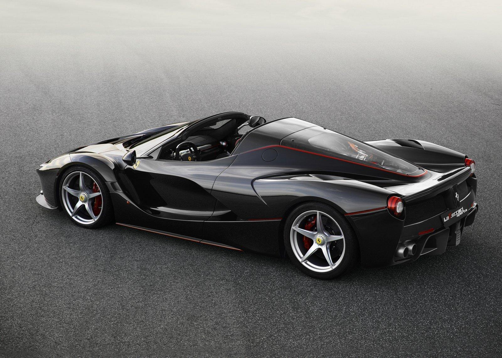 Ferrari LaFerrari Aperta