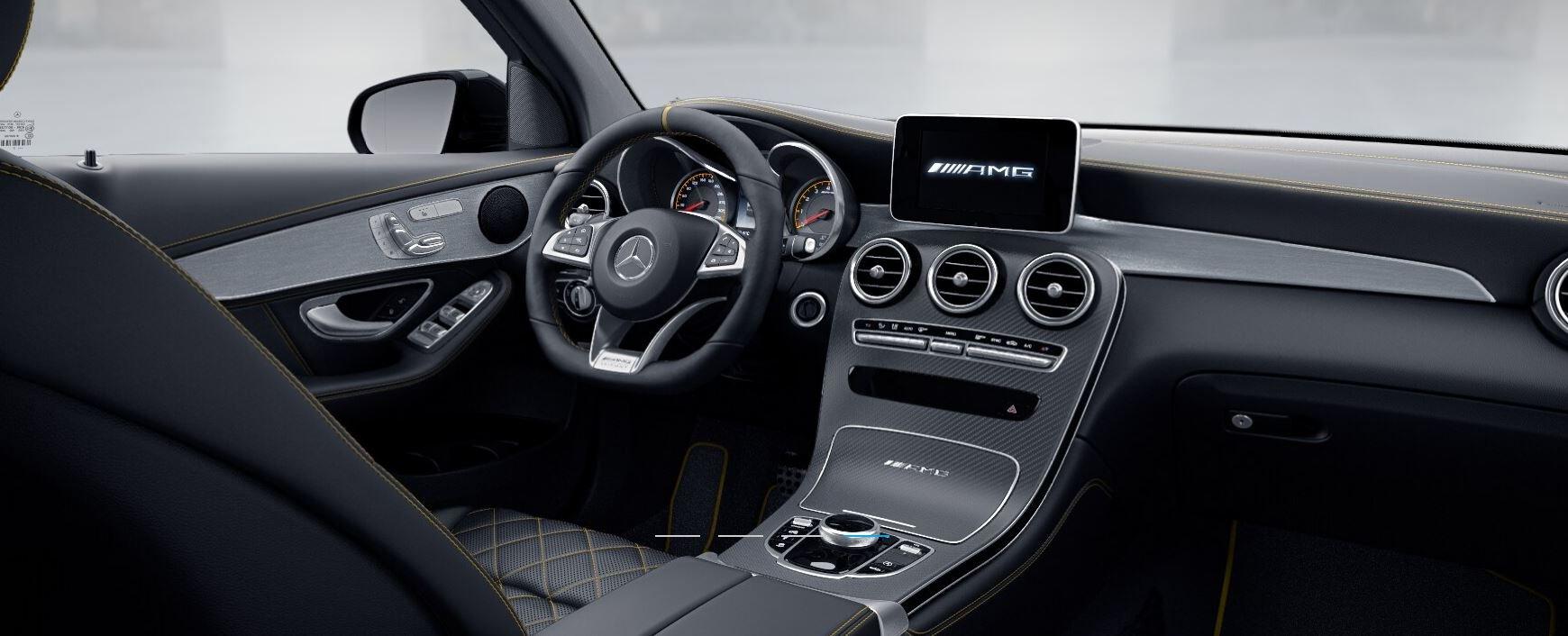 Mercedes-AMG GLC63 S SUV