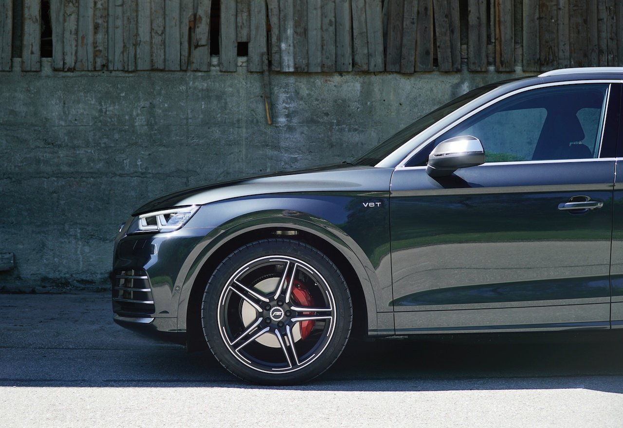 audi sq5 zyskuje moc od abt sportsline tuning. Black Bedroom Furniture Sets. Home Design Ideas