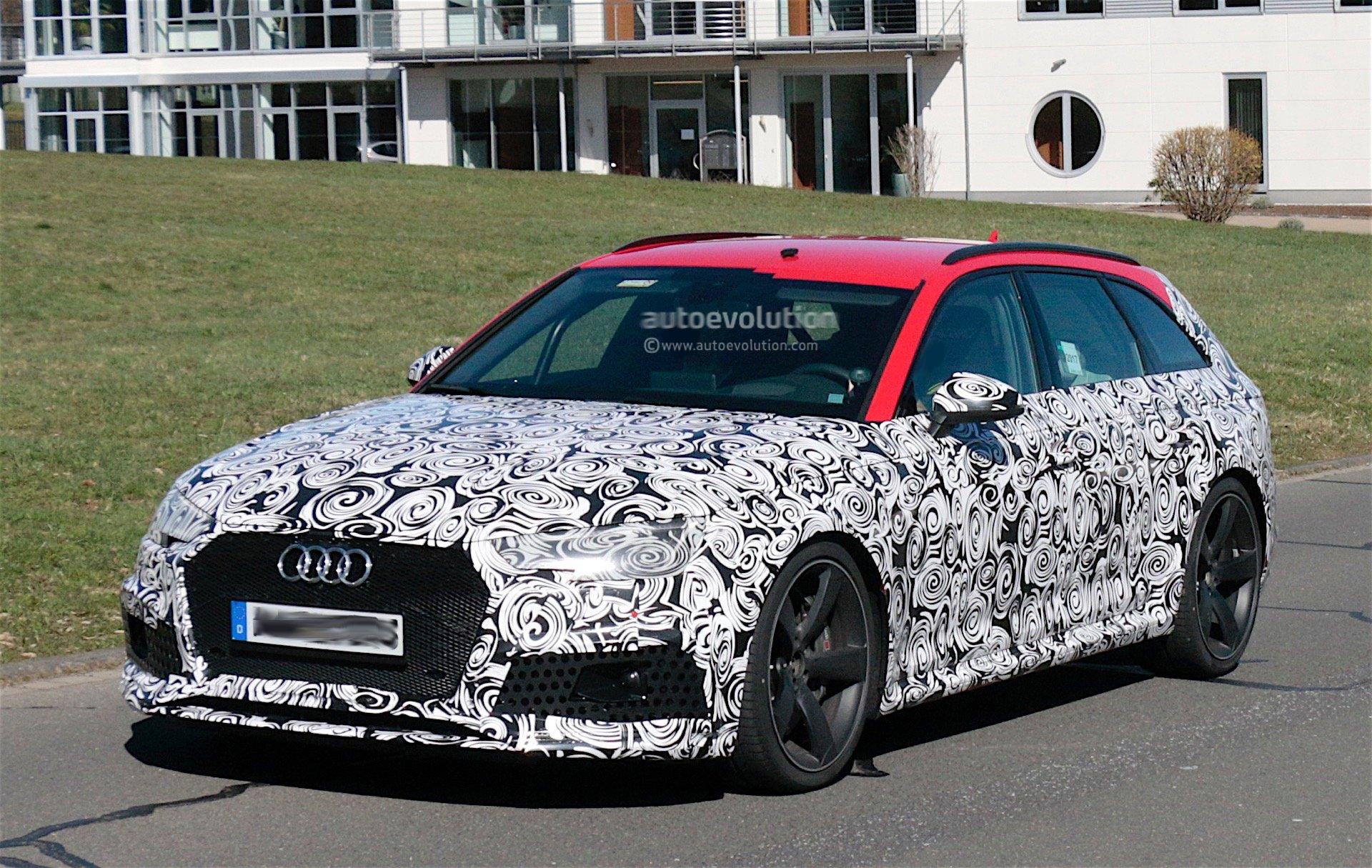 2018 Audi RS4