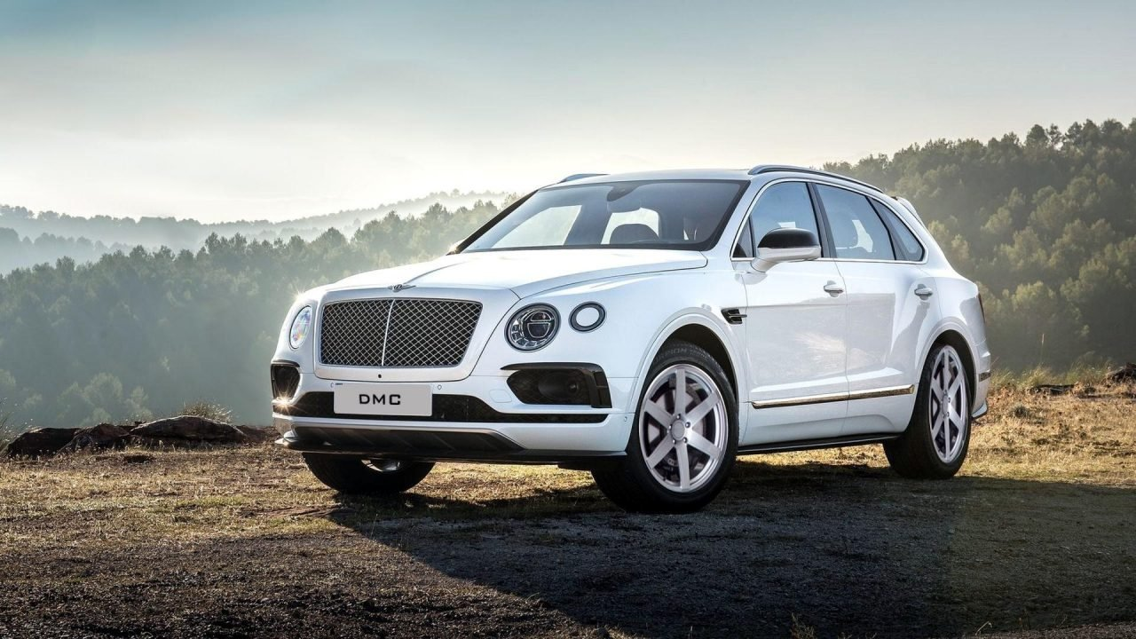 Bentley Bentayga DMC