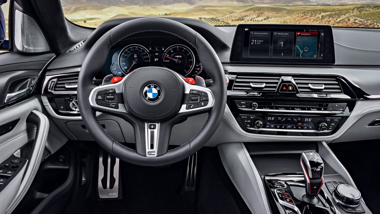 2018 BMW M5 F90