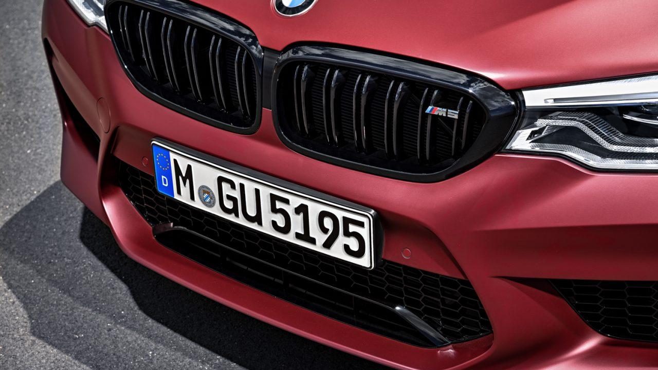 2018 BMW M5 F90 First Edition