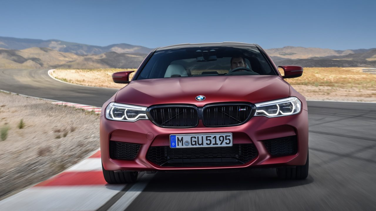 2018 BMW M5 F90 First Edition