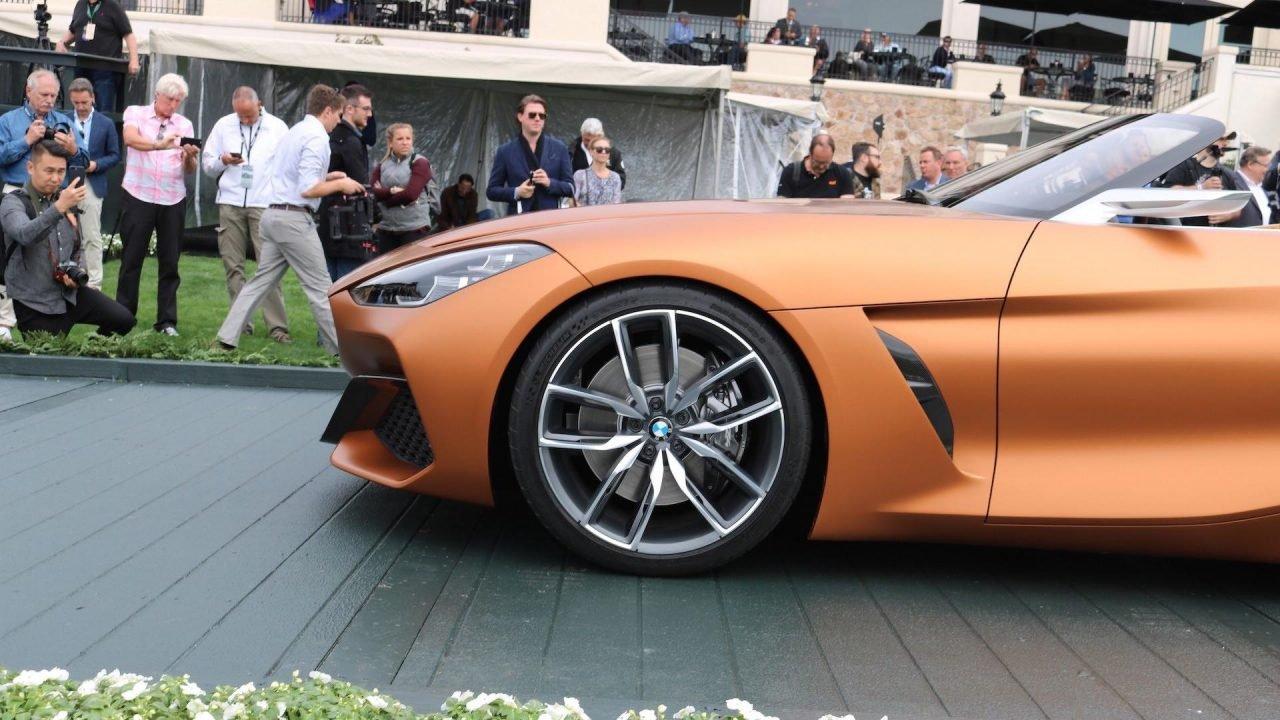 2017 BMW Z4 Concept Pebble Beach