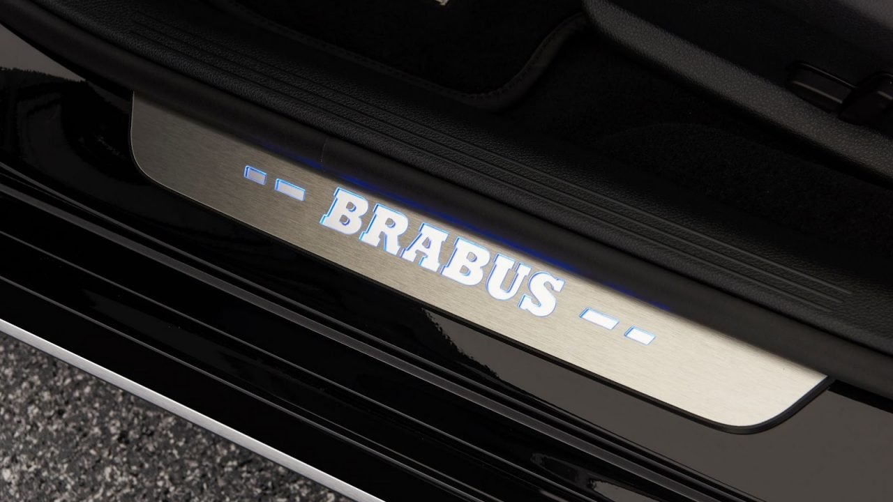 Brabus Mercedes Klasy E